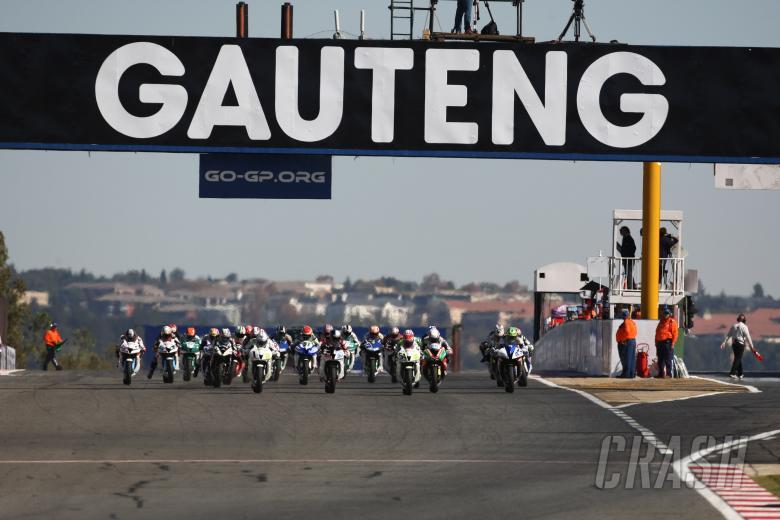 Race Start, South African WSS Race 2009