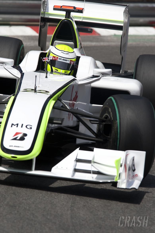 , - Jenson Button (GBR) Brawn BGP001, Monaco F1 Grand Prix, 21st-24th, May 2009