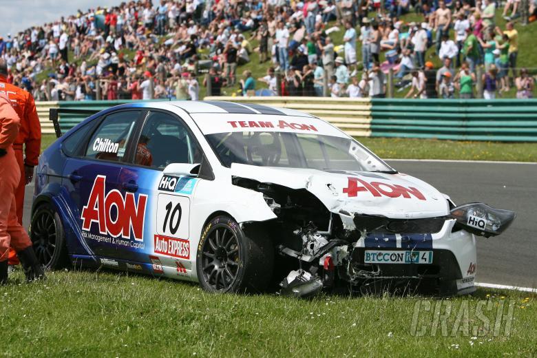 , - Tom Chilton (GBR) - Team Aon Ford Focus ST