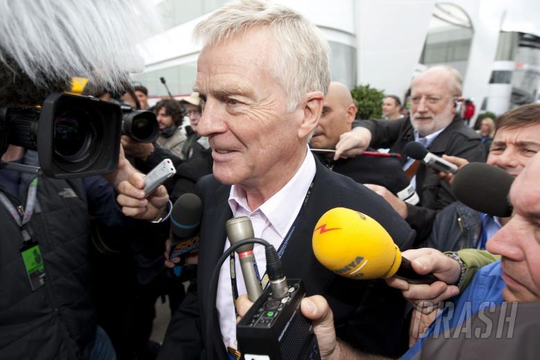 , - Max Mosley (GBR) President Of The FIA, British F1, Silverstone, 19th-21st, June, 2009
