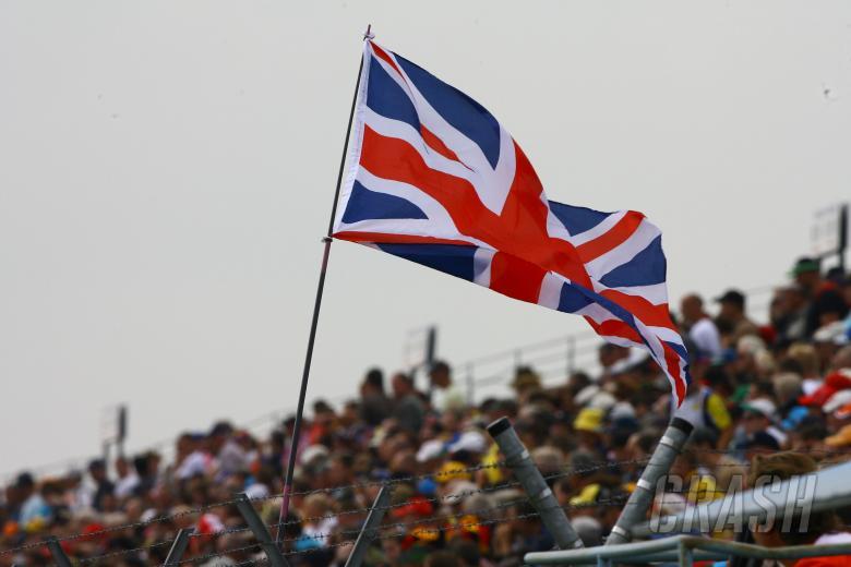 , - British fans, Dutch MotoGP 2009