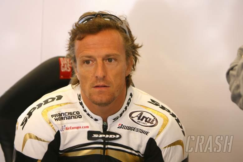 Gibernau, Dutch MotoGP 2009