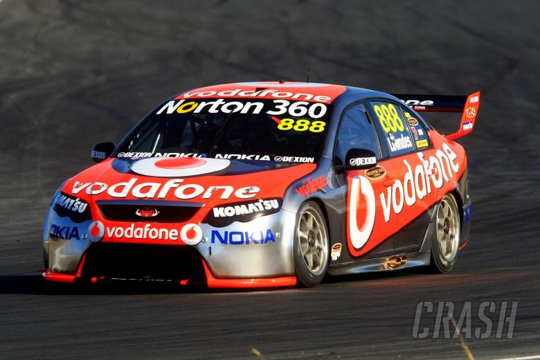 : Craig Lowndes, (Aus), Team Vodafone 888 Ford Races 15 & 16 V8 Supercars Qld House and Land.com30