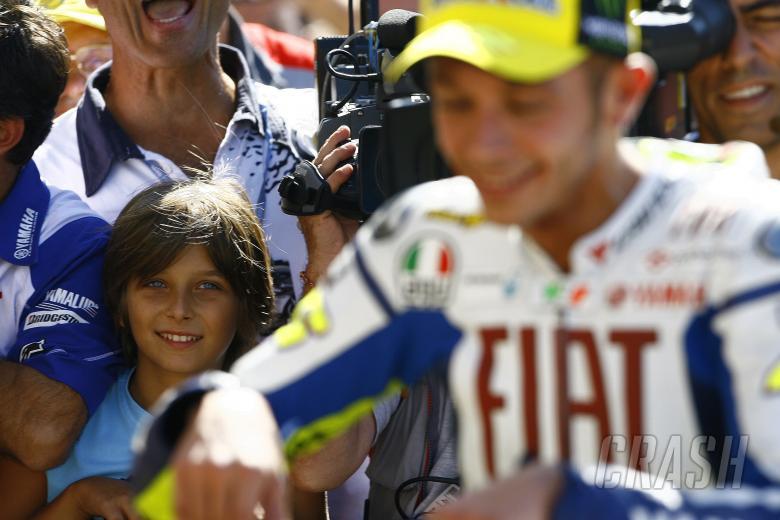 Luca Marini, San Marino MotoGP 2009
