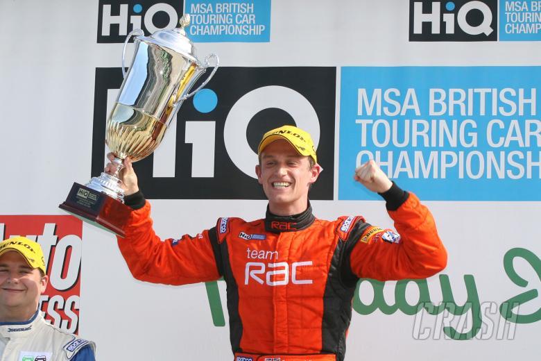 Stephen Jelley (GBR) - Team RAC BMW 320si E90