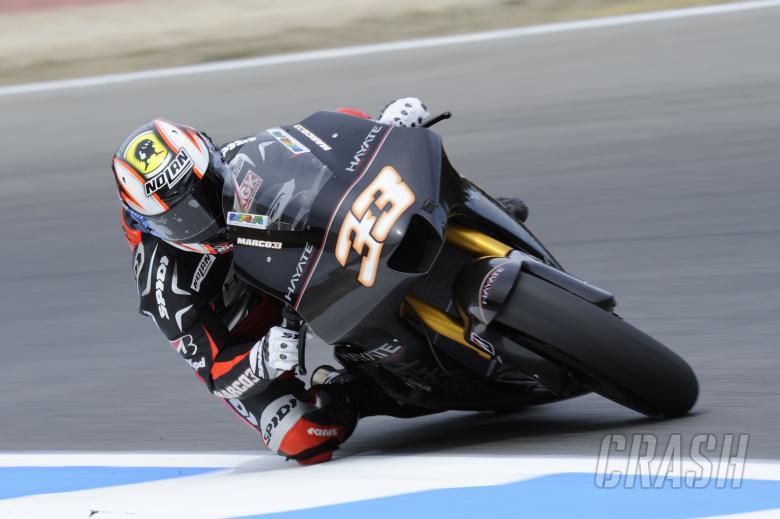 Melandri, Portuguese MotoGP 2009