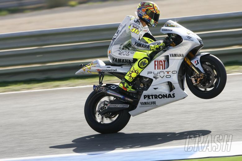 Rossi, Portuguese MotoGP 2009