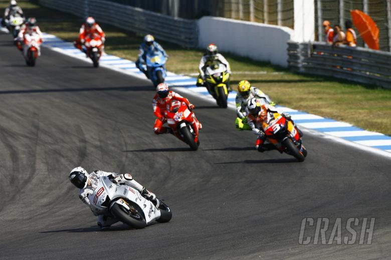 Lorenzo, Portuguese MotoGP 2009