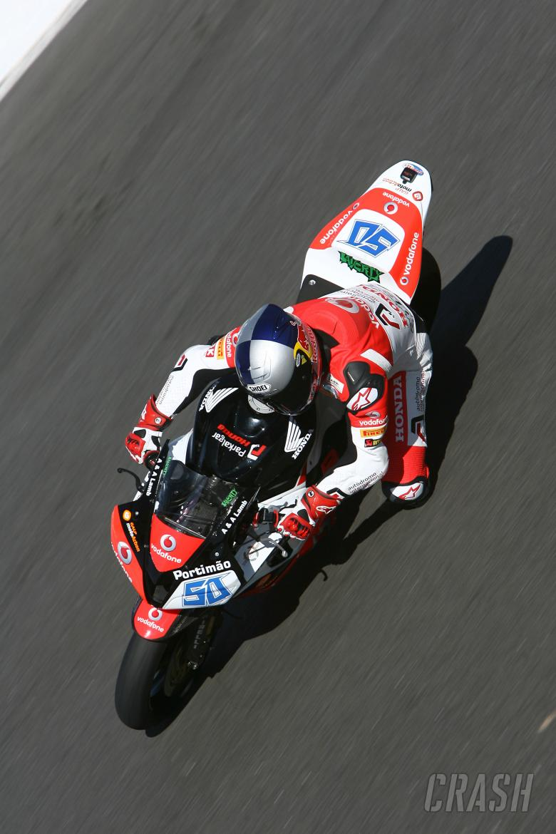 Laverty, Portuguese WSS 2009