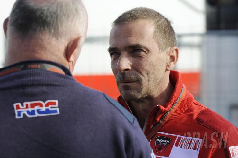 Livio Suppo, Valencia MotoGP 2009