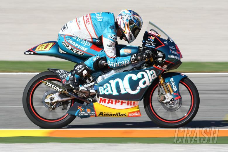 Simon, Valencia 125GP 2009