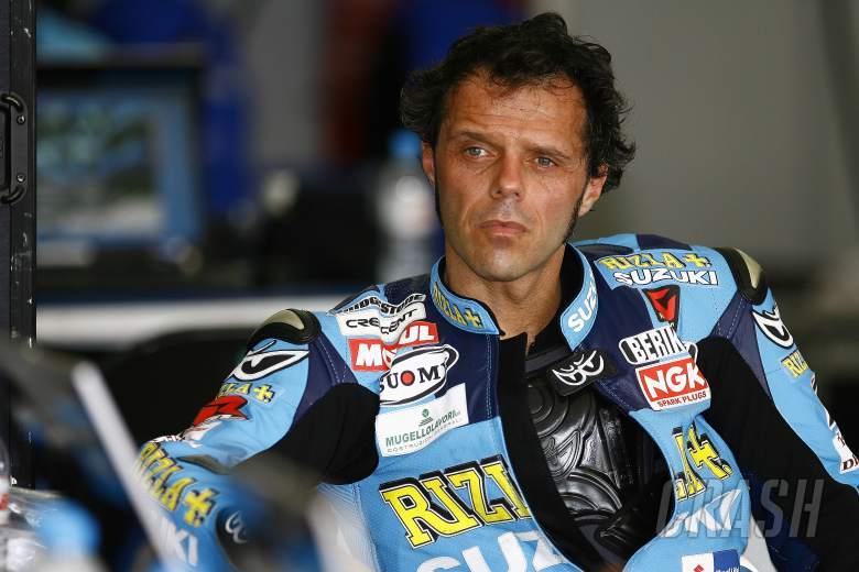 Capirossi, Sepang MotoGP tests, 4th-5th February, 2009.