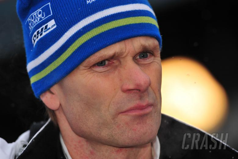 Marcus Gronholm (FIN) Ford Focus RS WRC 08, Stobart VK M-Sport Ford Rally Team
