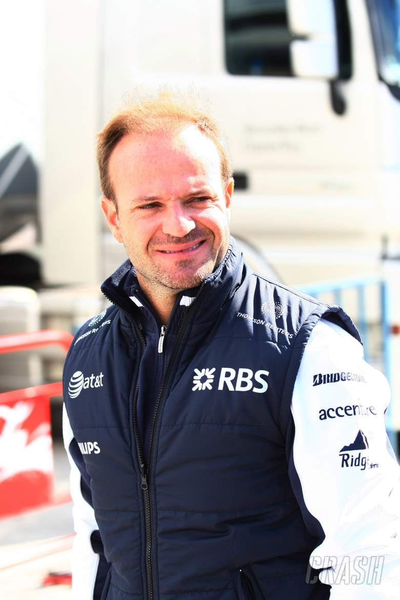 , - 11.02.2010 Jerez, Spain, Rubens Barrichello (BRA), Williams F1 Team - Formula 1 Testing, Jerez, Spai
