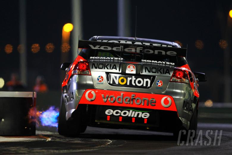 Jamie Whincup (Aust) # 1 Team Vodafone 888 VE CommodoreRaces 1 and 2 V8 Supercar ChampionshipY