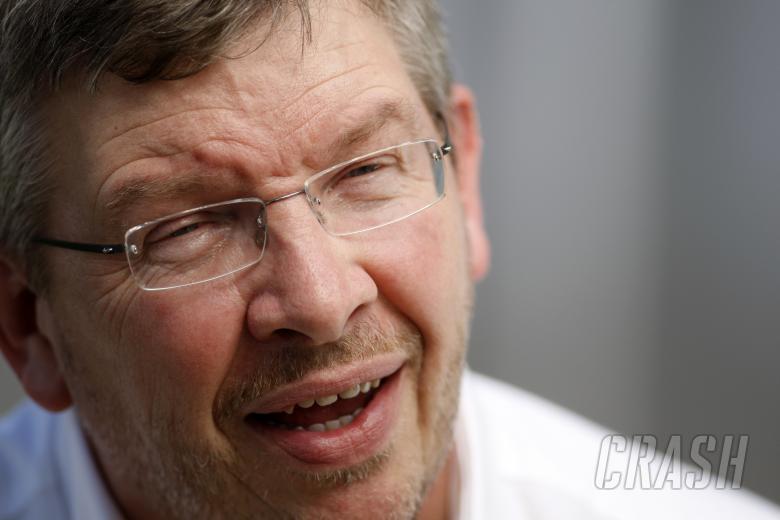 Ross Brawn, Team Principal, Mercedes GP