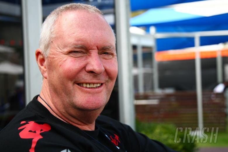 John Booth, Team Principal, Virgin Racing