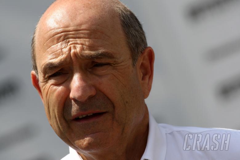 , - Peter Sauber (SUI), BMW Sauber F1 Team, Team Advisor