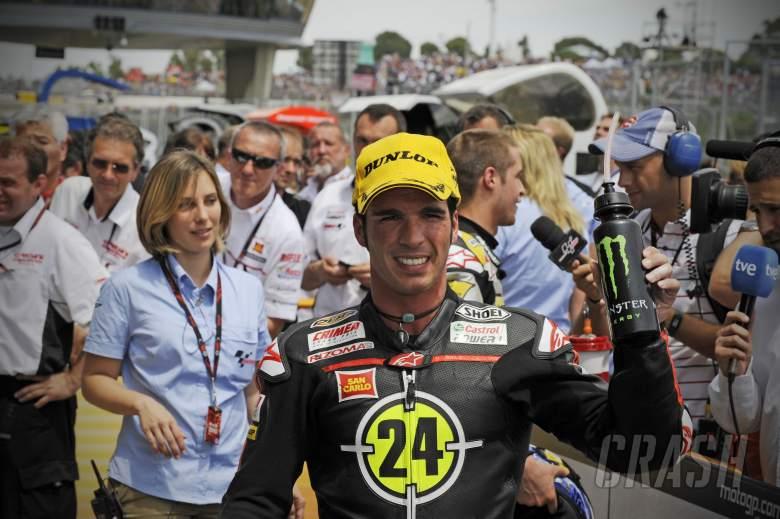 Elias, Spanish Moto2 Race 2010