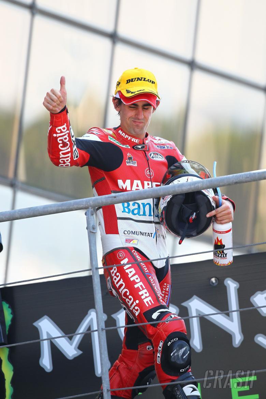 , - Simon, Moto2 race, French MotoGP 2010