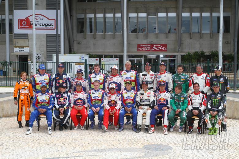 photo WRC drivers