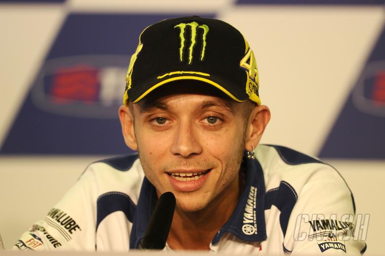 , - Rossi, Italian MotoGP 2010