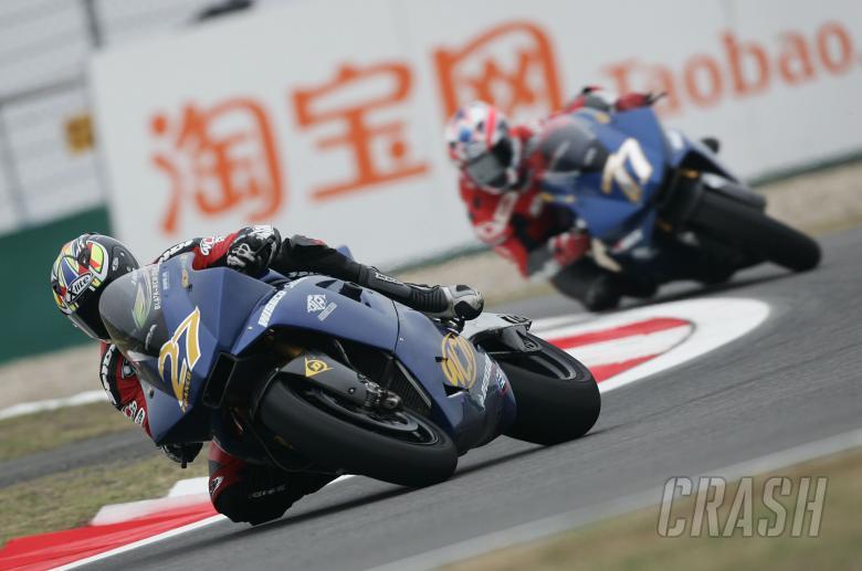 , - Battaini, Ellison, Chinese MotoGP, 2005