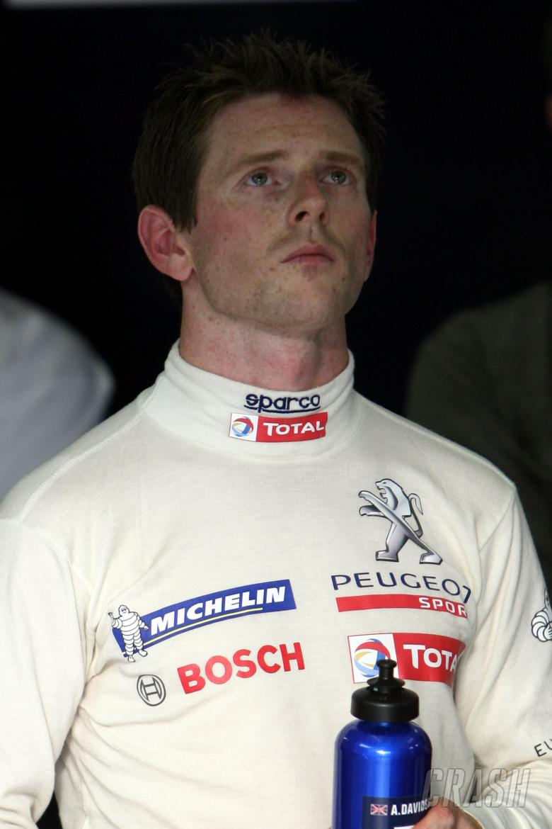 , - Anthony Davidson (GBR)