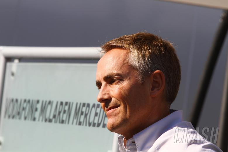 Friday, Martin Whitmarsh (GBR), Chief Executive Officer
