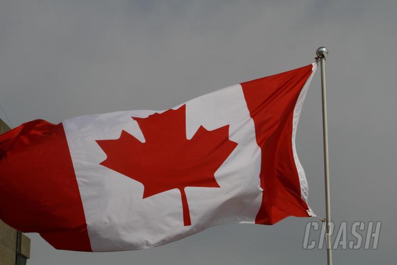 , - Sunday, Flag of Canada