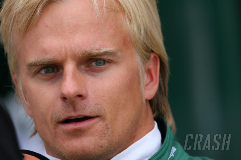 , - Saturday Practice, Heikki Kovalainen (FIN), Lotus Racing, T127