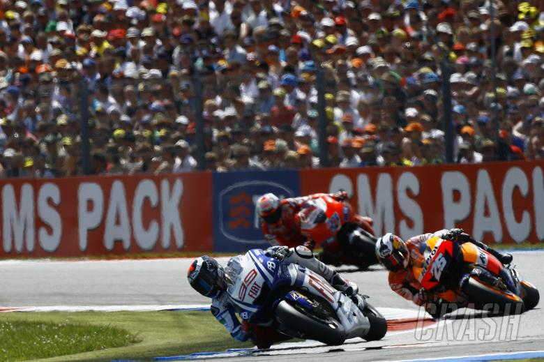 , - Lorenzo, Dutch MotoGP 2010