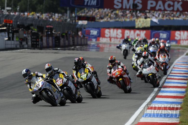 Luthi, Dutch Moto2 Race 2010