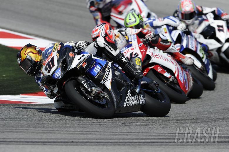 , - Haslam, Misano WSBK Race 2 2010