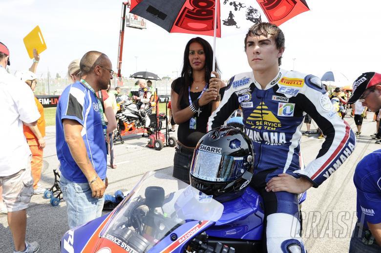, - Baz, Misano SSTK 1000 Race 2010