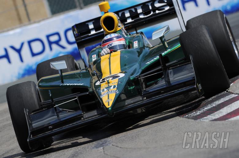 16-18 July, 2010, Toronto, Ontario CA#5 Lotus-KV Racing Technology's Takuma Sato.