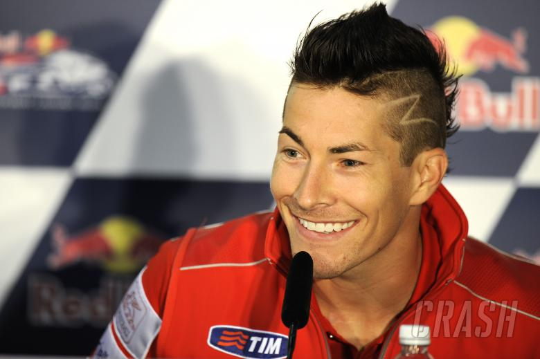 , - Hayden, US MotoGP 2010