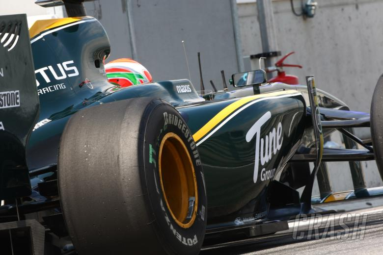 Friday, Jarno Trulli (ITA), Lotus Racing, T127