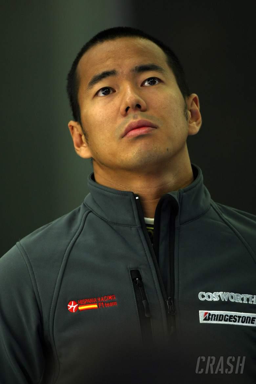 , - Sakon Yamamoto (JPN), Hispania Racing F1 Team (HRT), F110