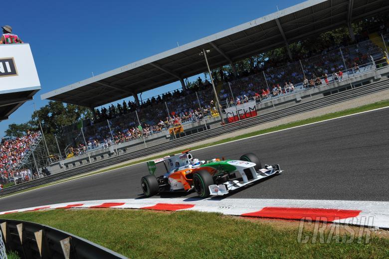 Qualifying, Adrian Sutil (GER), Force India F1 Team, VJM03