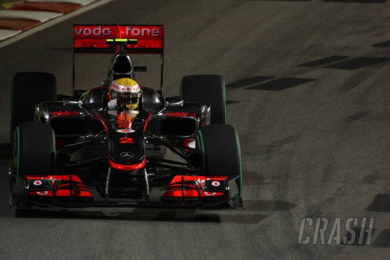 Race, Lewis Hamilton (GBR), McLaren Mercedes, MP4-25