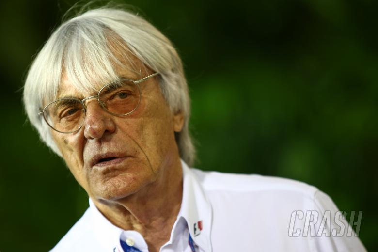 , - Saturday Practice, Bernie Ecclestone (GBR), President and CEO of Formula One Management