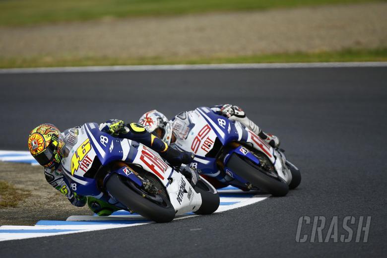 , - Rossi, Japanese MotoGP 2010