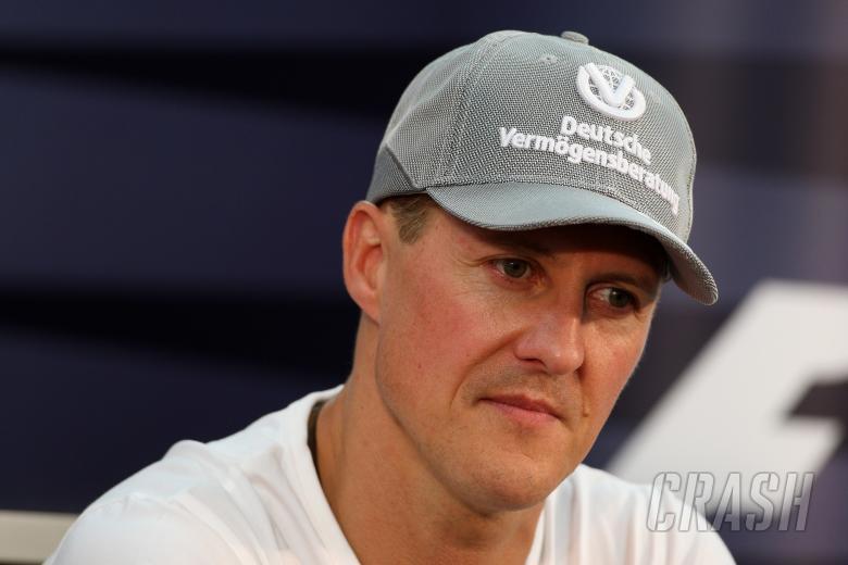 , - Thursday, Press conference, Michael Schumacher (GER), Mercedes GP F1 Team, MGP W01