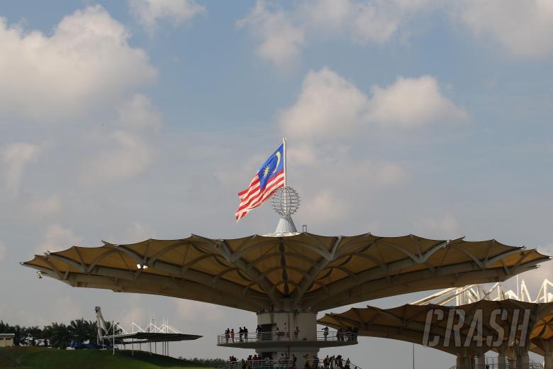 Grandstand, Malaysian MotoGP 2010