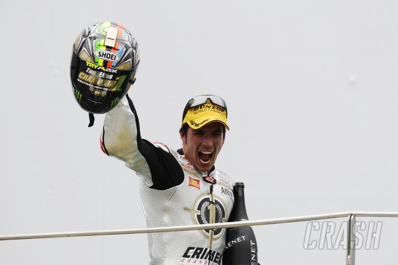 Elias, Malaysian Moto2 Race 2010