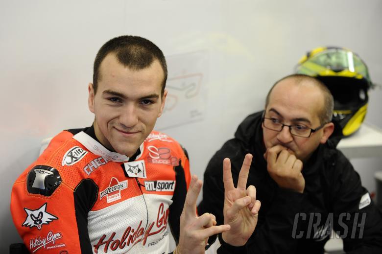 Simeon, Portuguese Moto2 2010