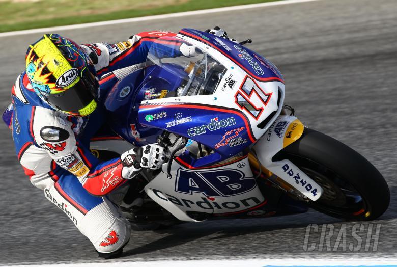 Abraham, Portuguese Moto2 GP 2010