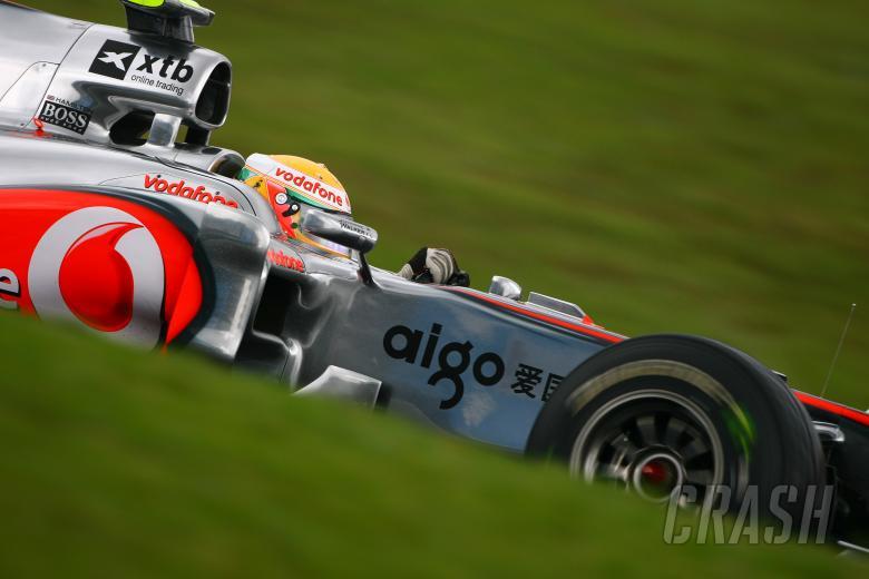 Saturday Practice, Lewis Hamilton (GBR), McLaren Mercedes, MP4-25