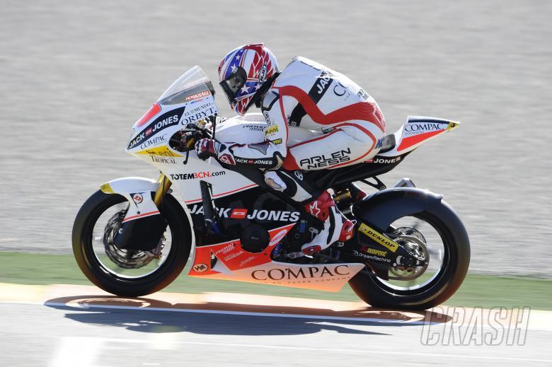 , - Noyes, Valencia Moto2 2010